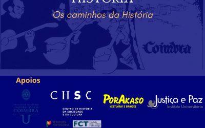 X Encontro Nacional de Estudantes de História | Faculdade de Letras da Universidade de Coimbra | 6 e 7 de março